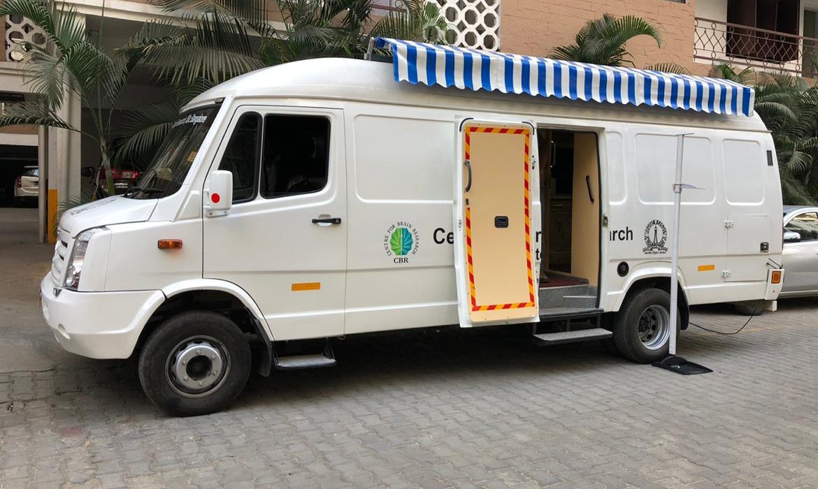 RMS Motors Mobile Hospitals